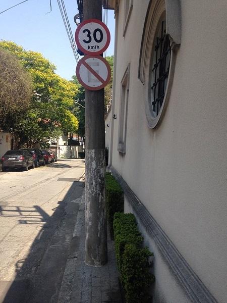 Cidades acessíveis: Calçada em São Paulo
