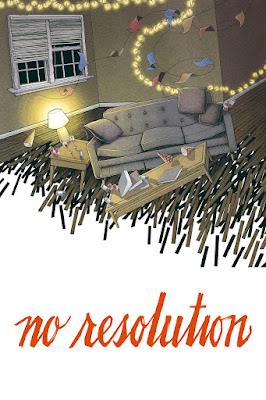 No Resolution Poster