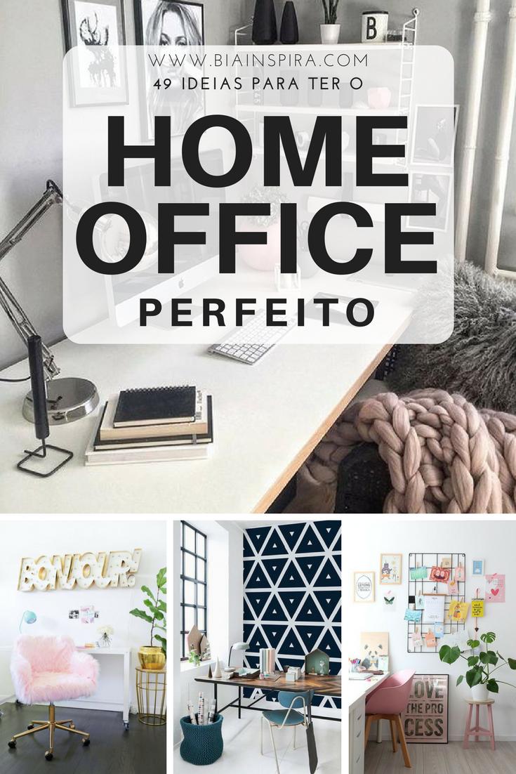 49 ideias para o home office perfeito