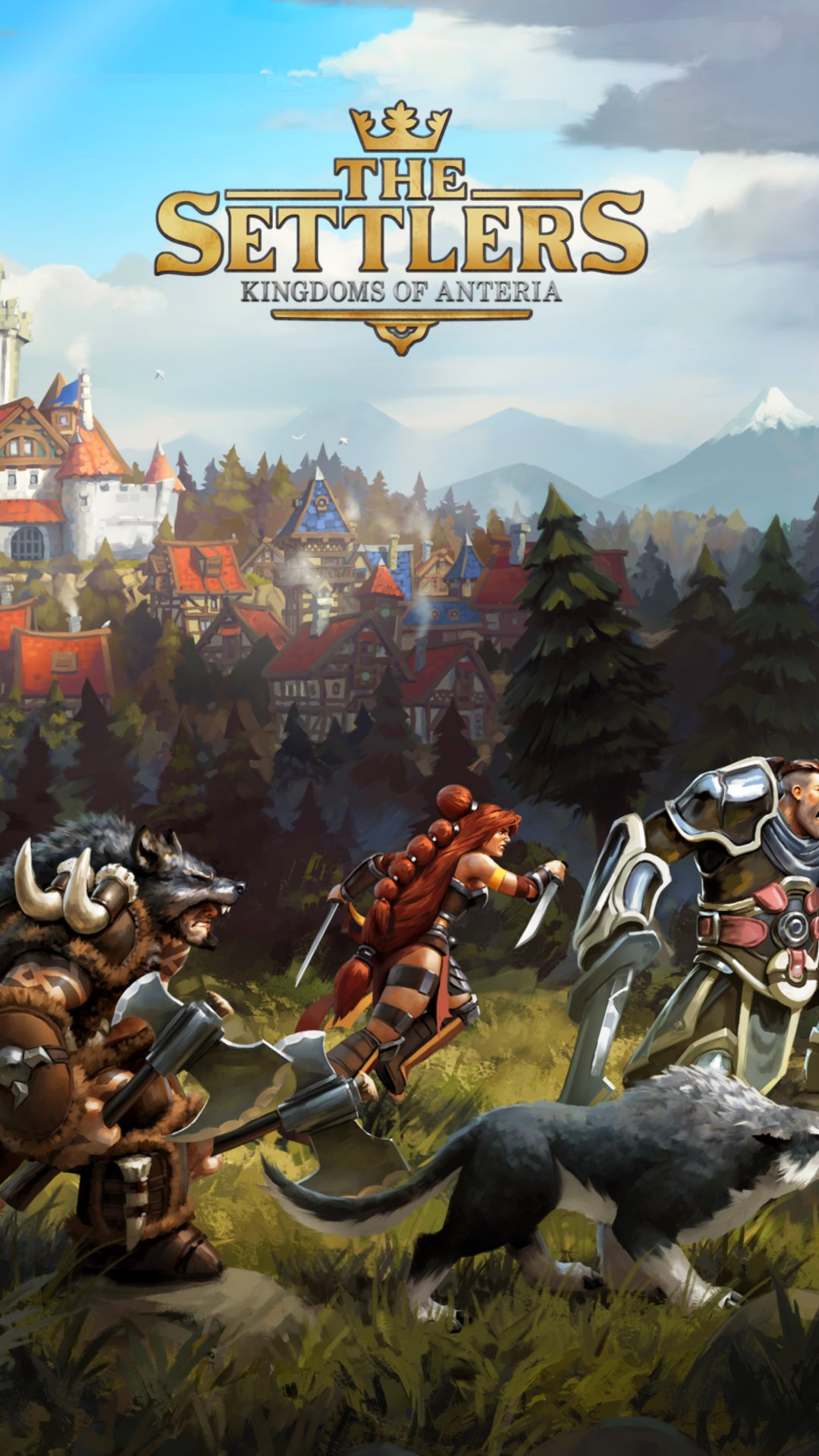 The Settlers Kingdoms of Anteria GameSpot - the settlers kingdoms of anteria wallpapers