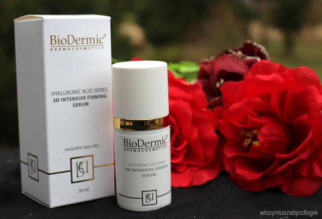 BioDermic – Serum intensywnie wygładzające 3D z kwasem hialuronowym