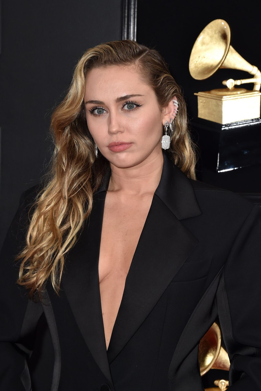 Miley Cyrus – 61st Annual GRAMMY Awards in Los Angeles 02/10/2019