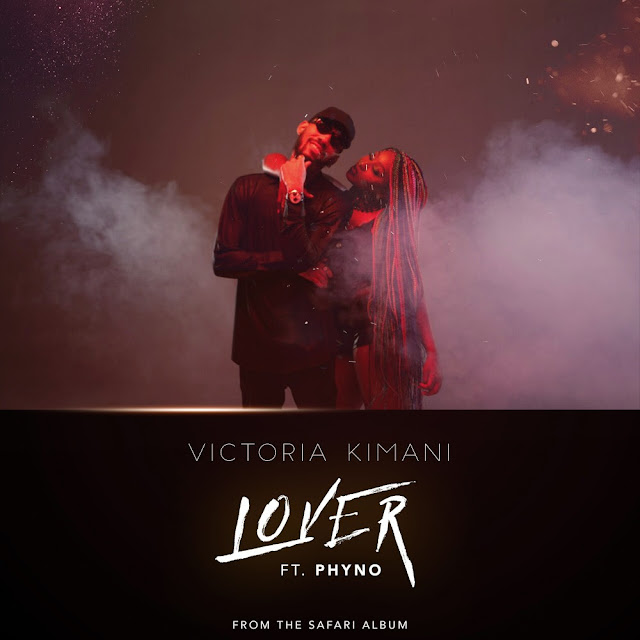 VideoVictoria Kimani ft Phyno - Lover