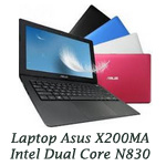 Laptop Asus X200MA Intel Dual Core N830