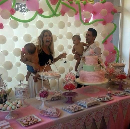 Baby Shower Ideas Deco Fiestas