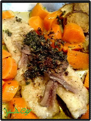 Fort Lauderdale Personal Chef - Sautéed Cod with Anchovies Recipe