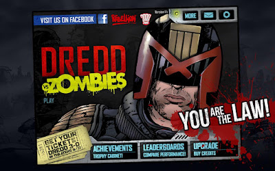 Judge Dredd vs Zombies apk