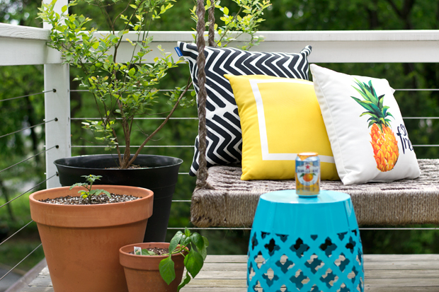 Sarah M Dorsey Designs Summer Patio Refresh Michaels