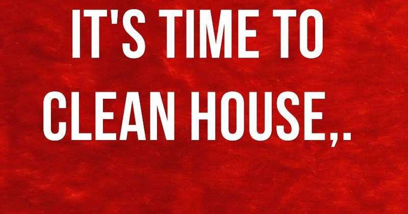 Cleaning House Quotes