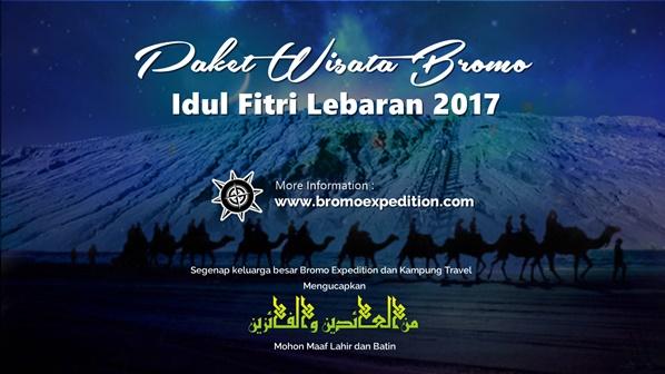 Paket Wisata Bromo Spesial Idul Fitri   Lebaran 2017