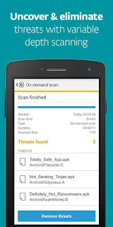 ESET Mobile Security & Antivirus Premium v4.1.59.0 APK + Key is Here !