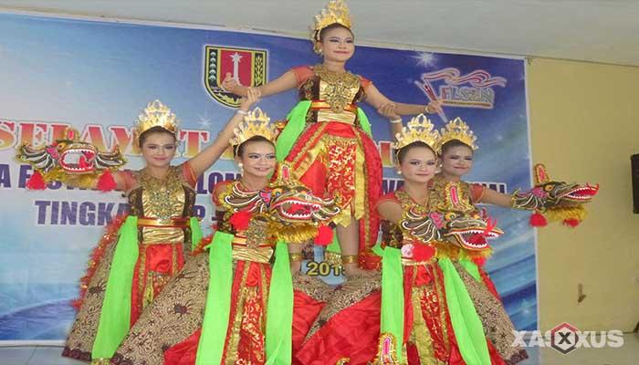 Gambar Tari Ronggeng, Tarian Tradisional Jawa Tengah