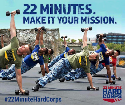 22 Minutes Hard Corps