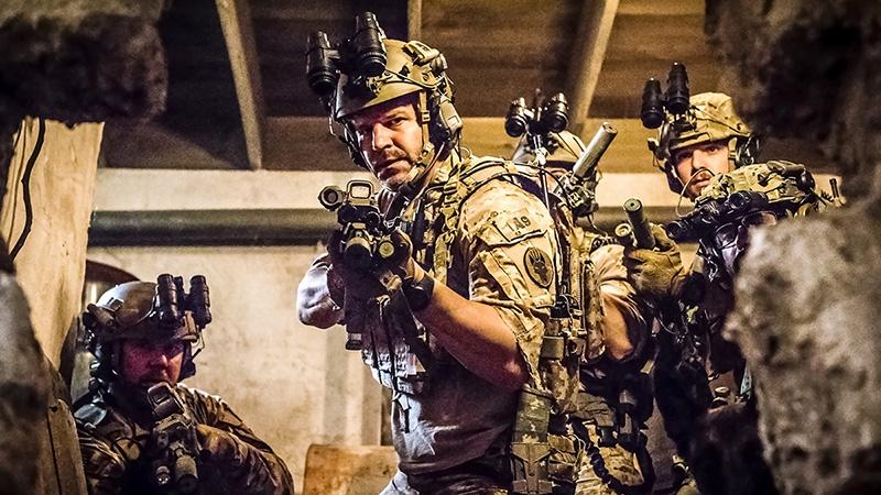 SEAL Team es una nueva serie de CBS para la temporada 2017/2018