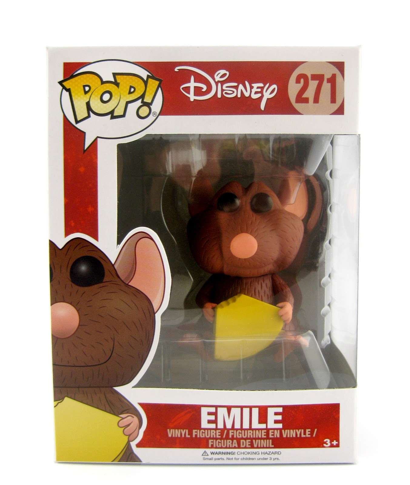 ratatouille emile funko pop