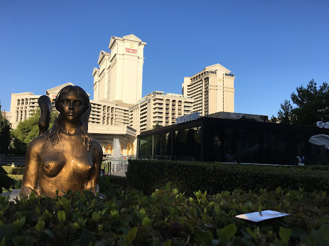 Caesars Statue sans fountain