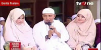 Tanggapan Untuk Ustad Arifin Ilham yang Mengatakan Nabi Muhammad tidak Bisa Adil