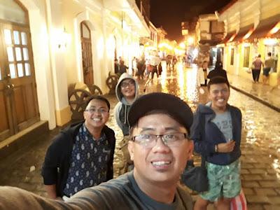 Calle Crisologo Ilocos