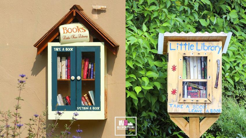 Little Free Library e bookcrossing:  perché funzionano poco in Italia?