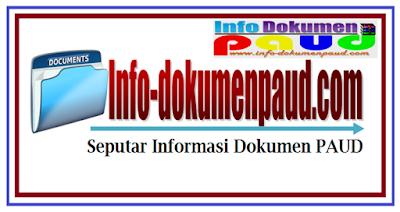Contoh Dokumen Format Mengajar Guru TK/RA - Info-dokumenpaud.com