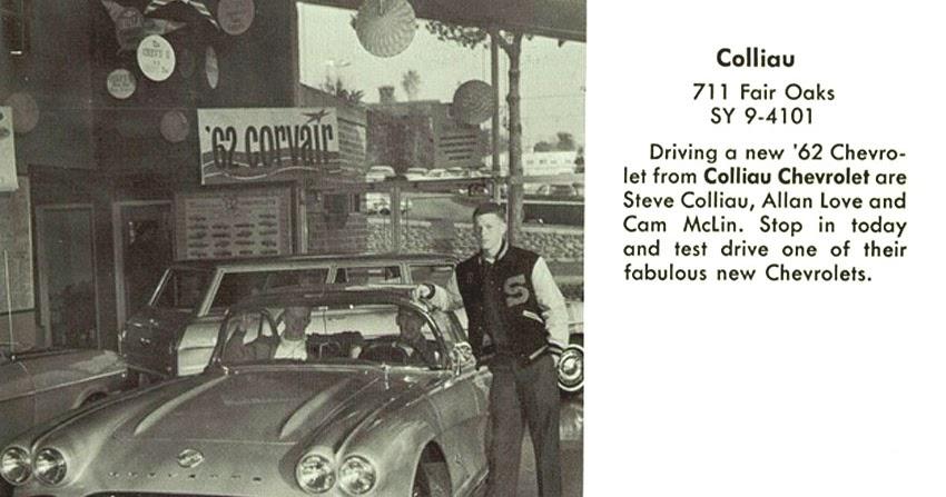 Annualmobiles: Colliau Chevrolet