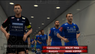 PES 2017 ISO Update Patch by Army17 Untuk Emulator