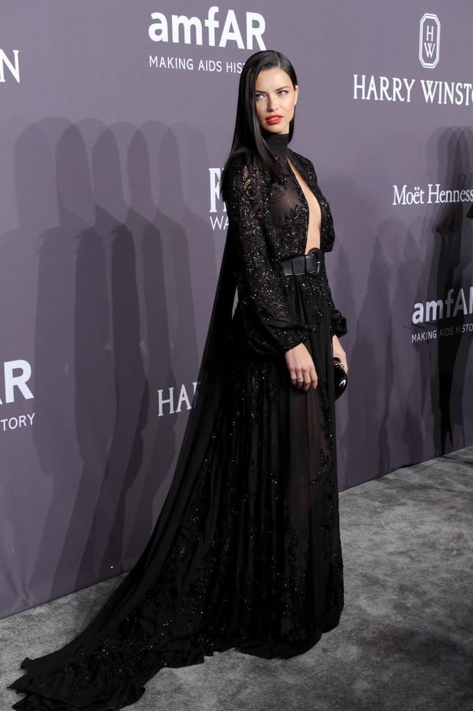 Gala amfAR New York 2017 - Dos mujeres y un vestido