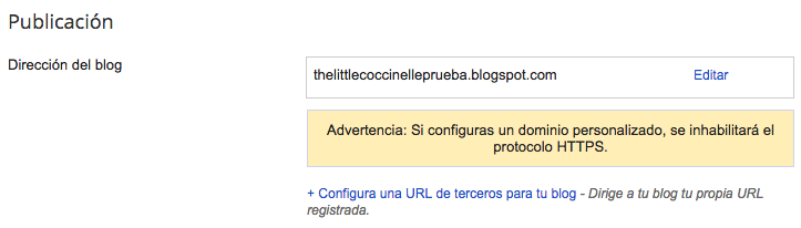 blogspot blogger https