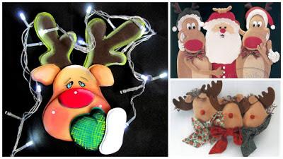 renos-navideños