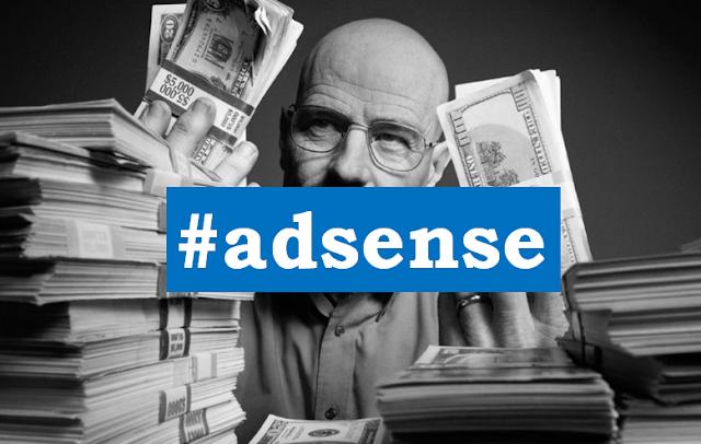 AdSense başvuruları