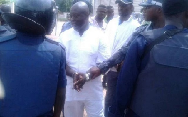 Kofi Jumah convicted over unlawful damage to polls register