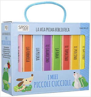I Miei Piccoli Cuccioli. La Mia Prima Biblioteca. Ediz. Illustrata PDF