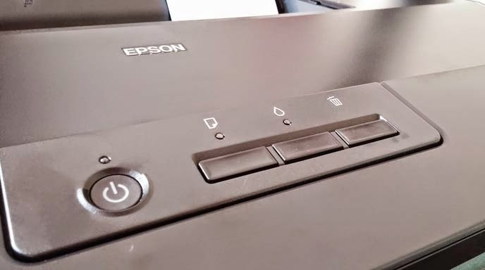 Epson L1800 photo printer quality