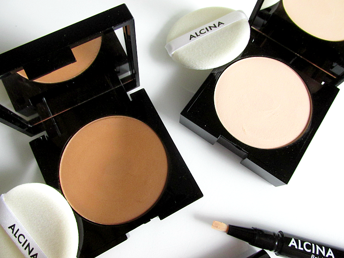 Review: ALCINA - Contouring & Highlighting  - Matt Contouring Powder dark & light