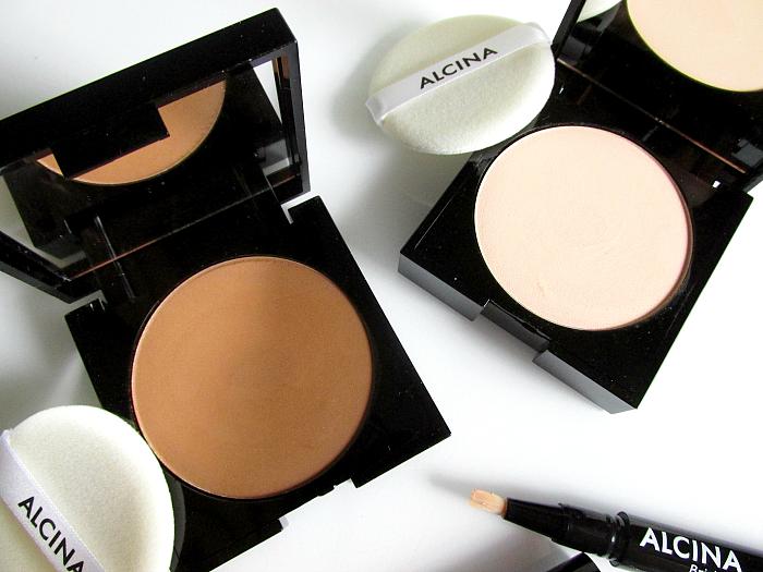 Review: ALCINA - Contouring & Highlighting  - Matt Contouring Powder dark & light