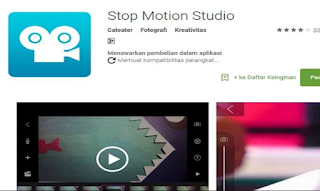 3 Aplikasi Langkah Membuat Video Stop Motion Di HP Android