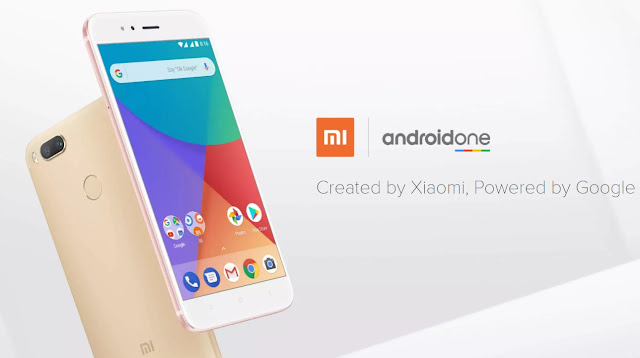 Xiaomi announces new Android One hanset Mi A1with Stock OS