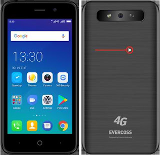 Firmware Evercoss S45B SPD Tested Free Download