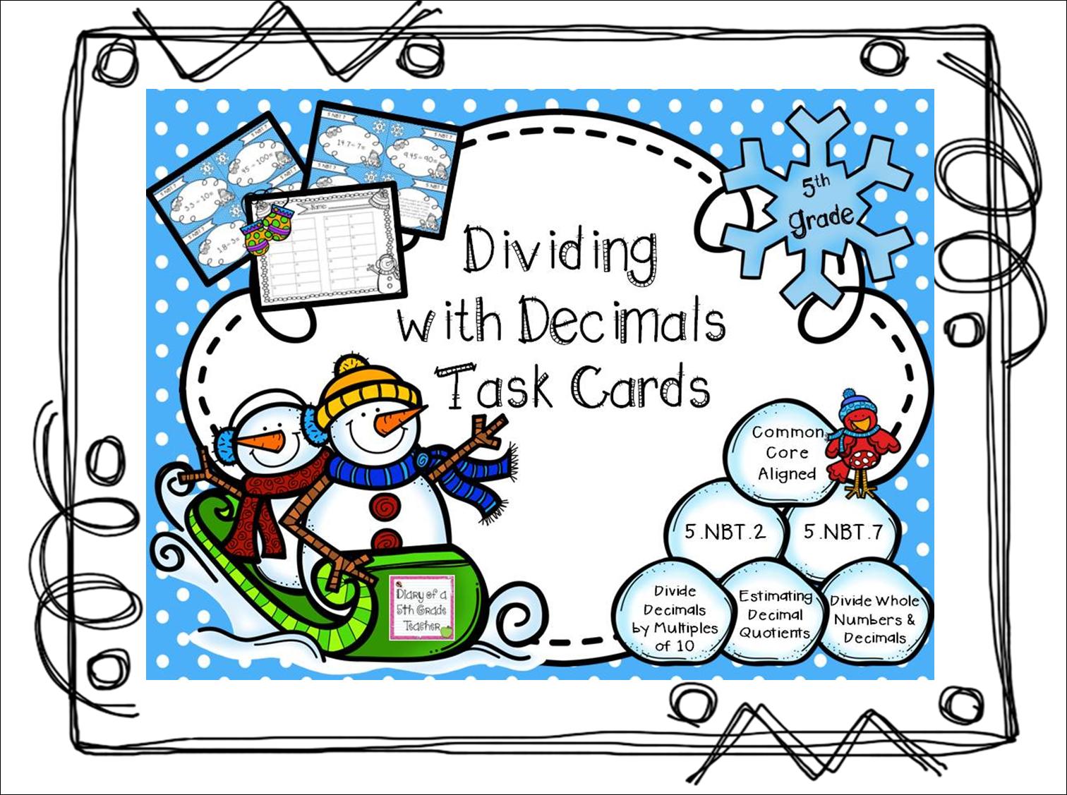 Dividing Decimals 5th Grade Video