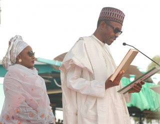 President Buhari Remark on Wife Interview