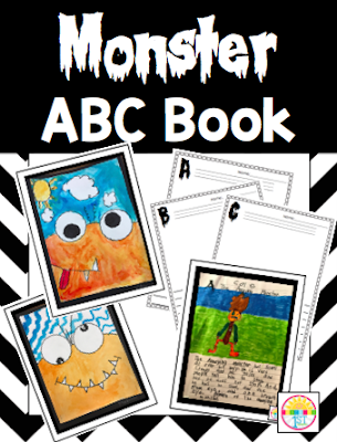 http://teachingfirst-abc.blogspot.com/2016/10/monster-art-and-abc-book-freebie.html