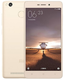 Xiaomi Redmi 3 Prime Android RAM 3 GB Harga Rp 2 Jutaan