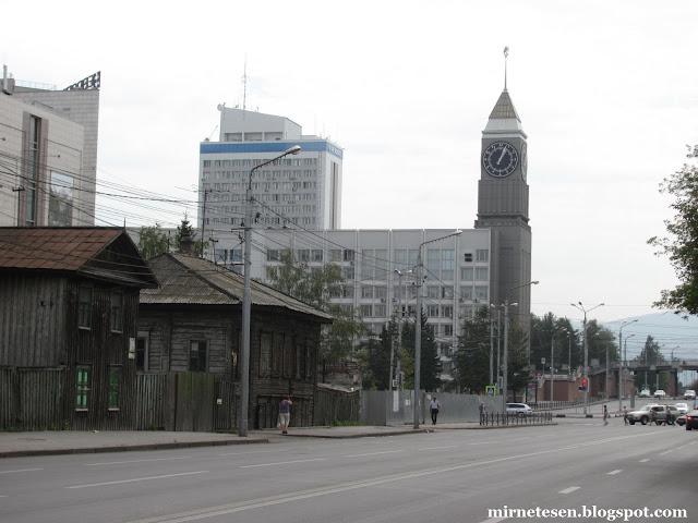 Красноярск - Биг Бен