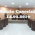 Marcação: Vereadores faltam e sessão é cancelada na câmara Casa Selma Maria de Oliveira