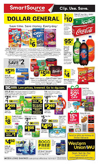 ⭐ Dollar General Ad 12/8/19 and 12/15/19 ⭐ Dollar General Weekly Ad December 8 2019