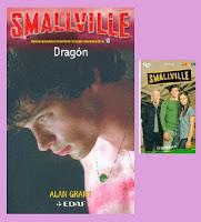 portadas del libro Dragón, de Alan Grant