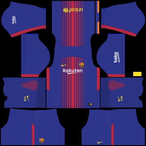 dream leage soccer new kit logo 2017 2018