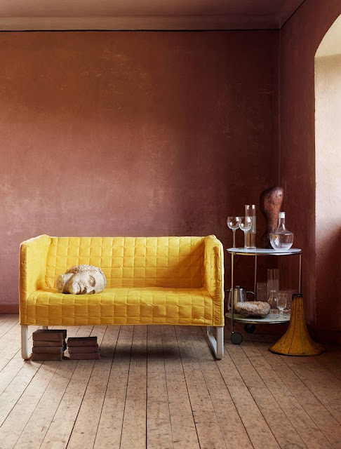 Anny autumn vibes warm colours for Kleuren combineren interieur