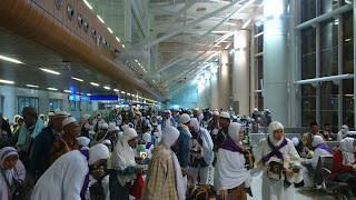 Jamaah Haji perlu Tau nih, 13 Embarkasi di Indonesia