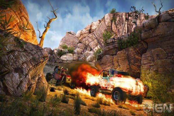 Fireburst (2012) Full Version PC Game Cracked